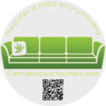 Cannabis Couch Surfers-Medicinal Cannabis Travel Network