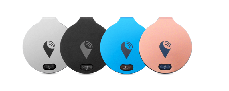 TrackR for travel safety