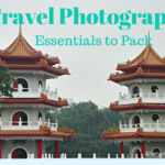 Travel photography-Essentials to Pack