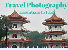Travel Photography essentials