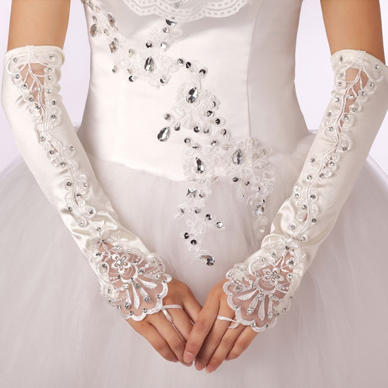 cheap-wedding-gloves