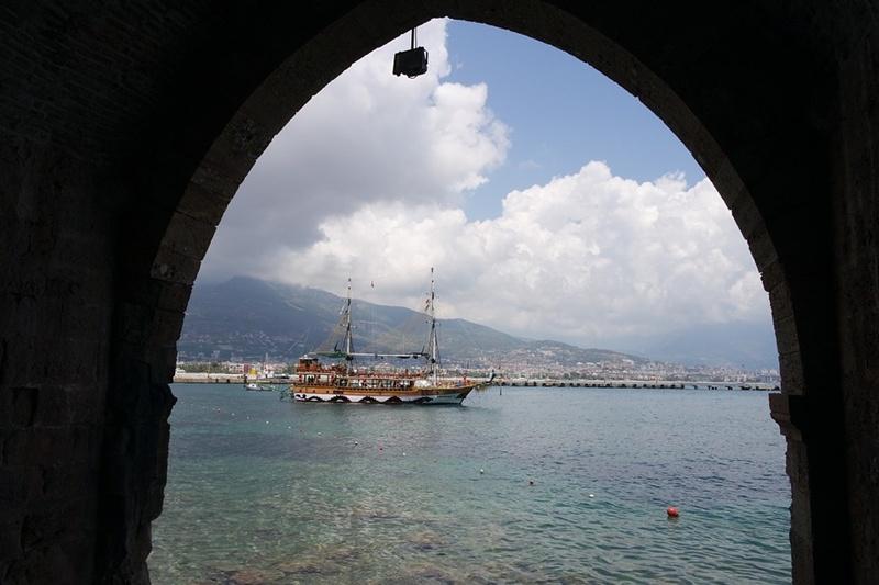 Alanya-Turkey