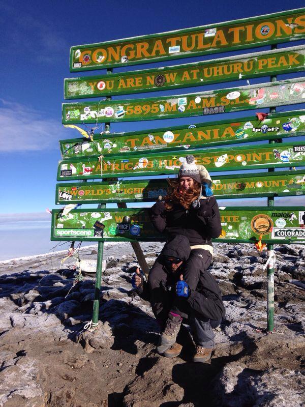 The Marangu route