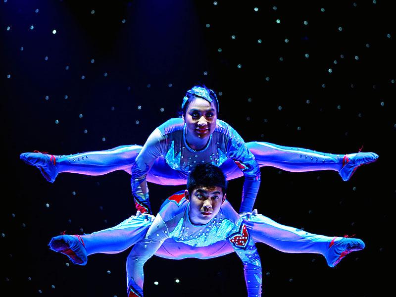 Beijing Acrobatic Show