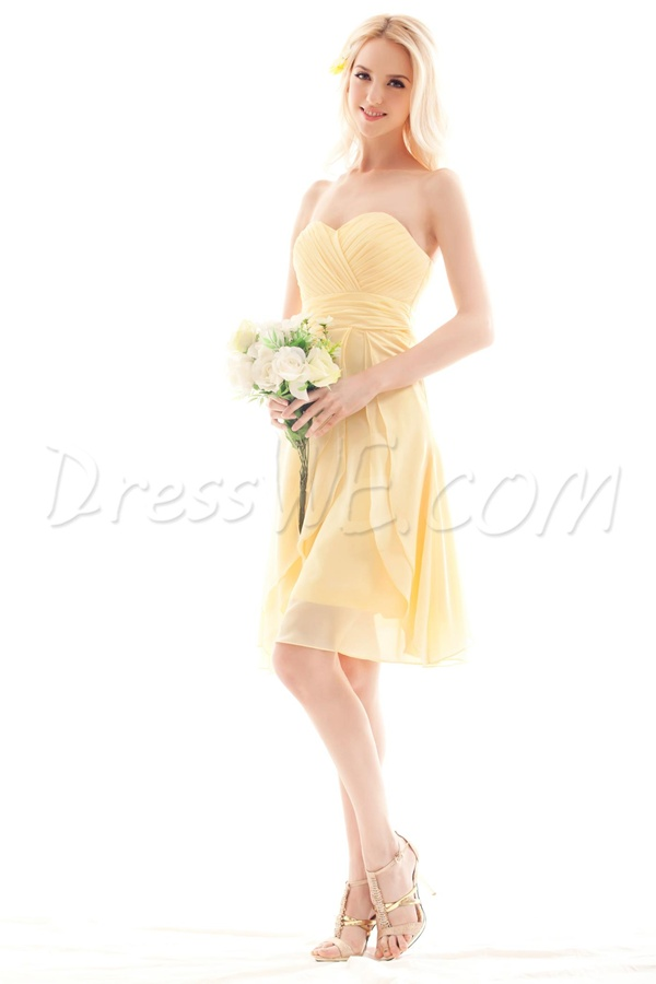 Dresswe Cheap Bridesmaid Dresses