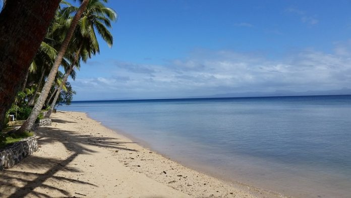 Reasons for visiting Fiji