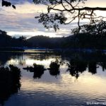Photo Friday – Sunset Over Kandy Lake – Sri Lanka