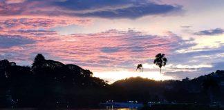 Kandy Lake - Sri Lanka