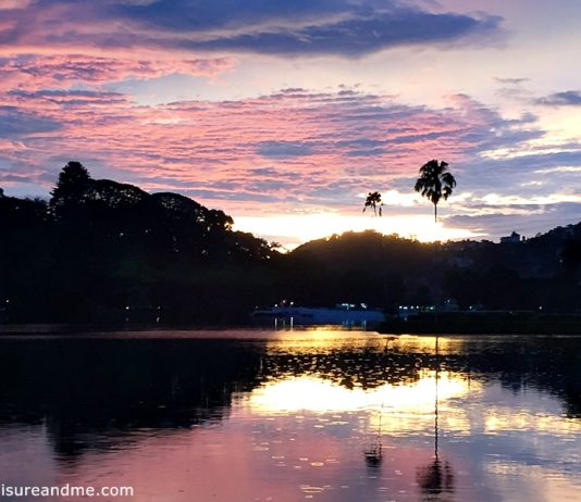 Kandy Lake - Sri Lanka