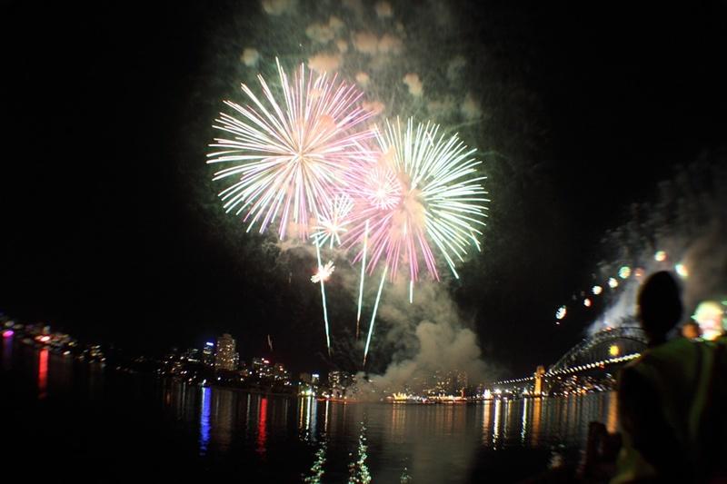 Sydney Harbour New Years Eve