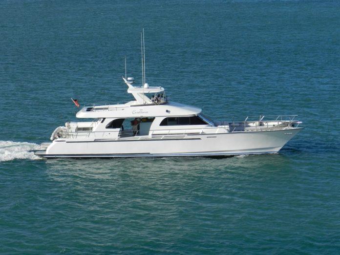 luxury yacht charter sydney