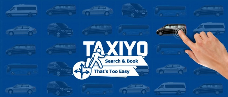 Airport Taxi Transfers Worlwide With Taxiyo