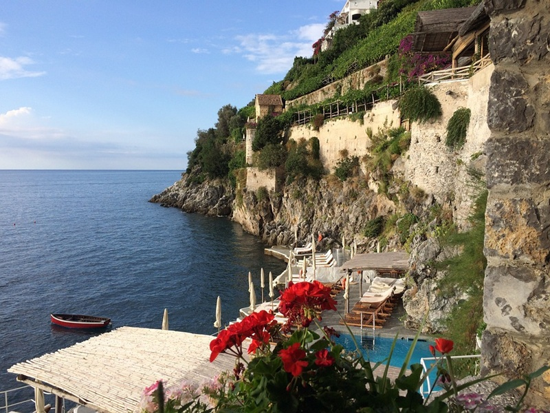 Belmond Hotel Caruso A Dreamy Location Over The Amalfi