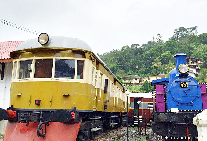 Views from Sri Lanka National Railway Museum-Kadugannawa