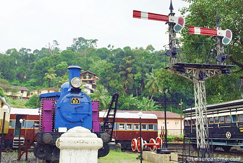 National Railway Museum - Kadugannawa - Sri Lanka
