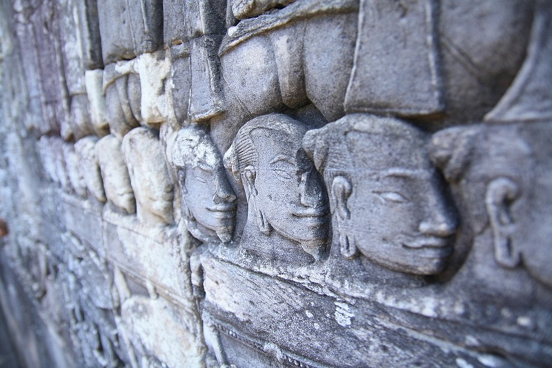 UNESCO Heritage site in Cambodia