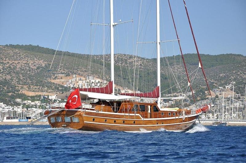 Bodrum gulet cruise 1