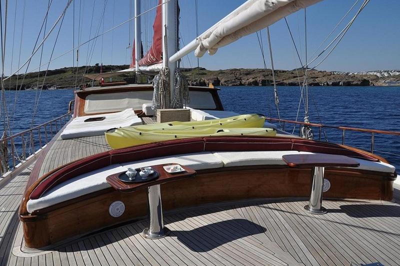 Bodrum gulet cruise 3