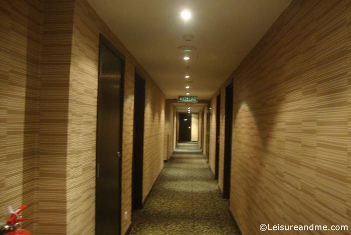 Loby of 11@Century Hotel,J
