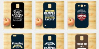 Phone Cases for the Camping Enthusiast