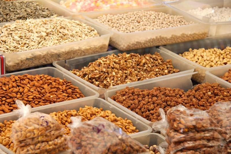 Turkish Fresh Nuts