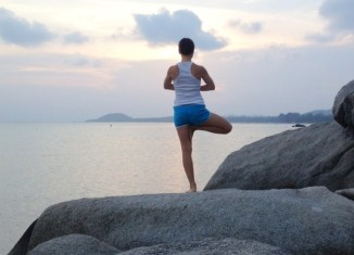 learn yoga in Thailand