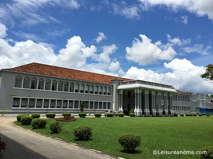 University of Peradeniya, Sri Lanka