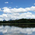 Dambana ,A Lake and Holiday in Sri Lanka