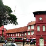 Exploring Malacca- Christ Church & Dutch Square