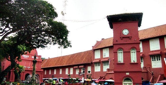 Exploring Malacca