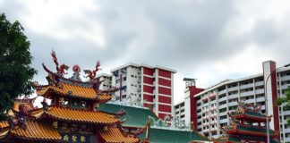 Chu Sheng Temple Singapore