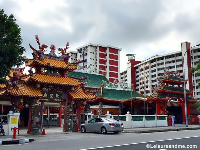Chu Sheng Temple Singapore