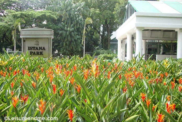 Istana Park Singapore