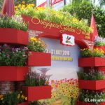 Singapore Garden Festival 2016 and Orchard Floral Walk