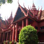 National Museum Phnom Penh-Cambodia