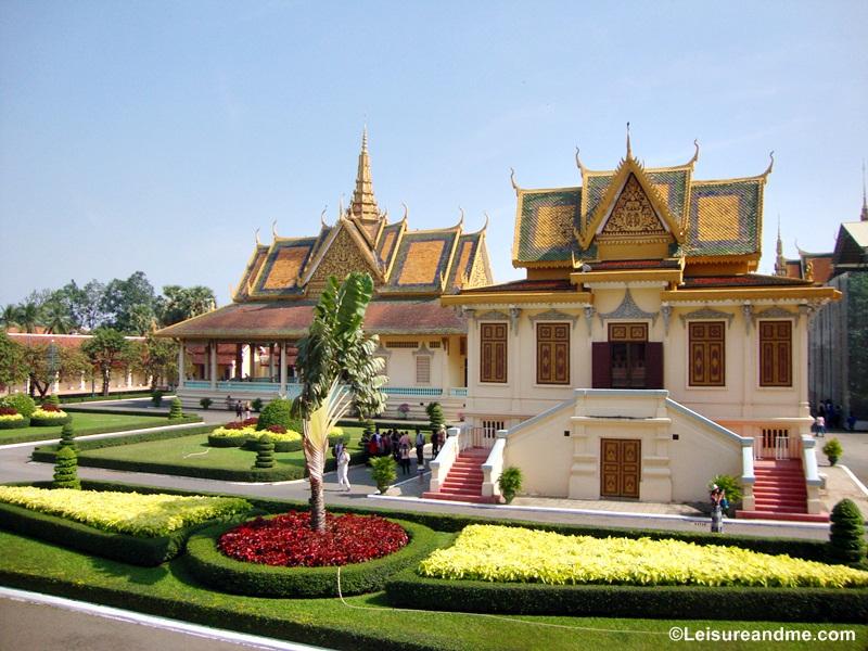 Pnom Penh itinerary