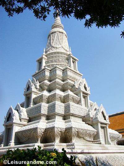 Cambodia Phnom Penh itinerary