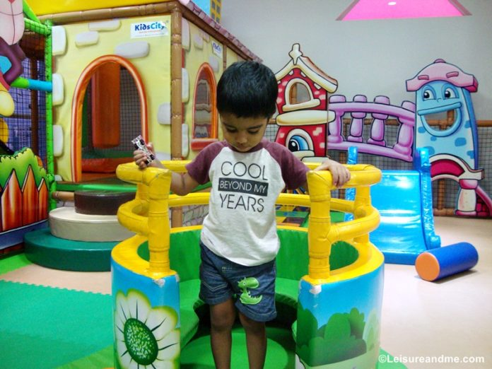 Kids City Asia –review