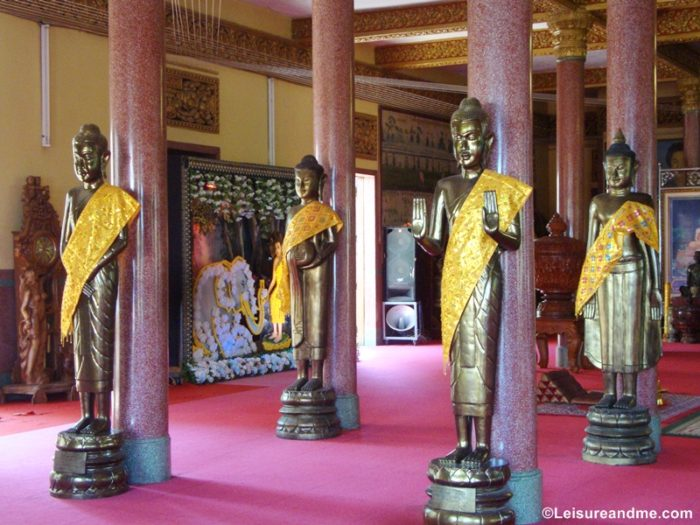 Wat-Ounalom-Phnom-Penh-Itinerary