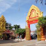 Wat Ounalom – Eyebrow Temple of Phnom Penh,Cambodia