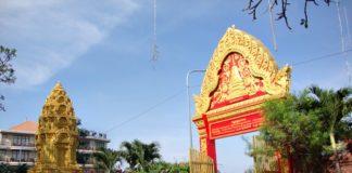 Wat Ounalom-Phnom Penh-Cambodia