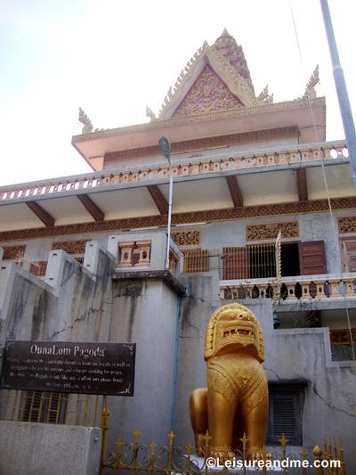 Wat Ounolam Pagoda/Stupa