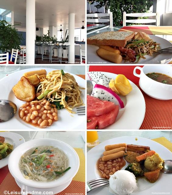 Frangipani Royal Palace Hotel Review