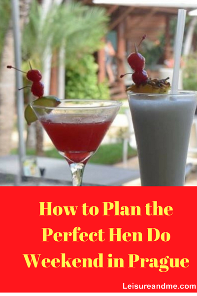 How to Plan the Perfect Hen Do Weekend in Prague