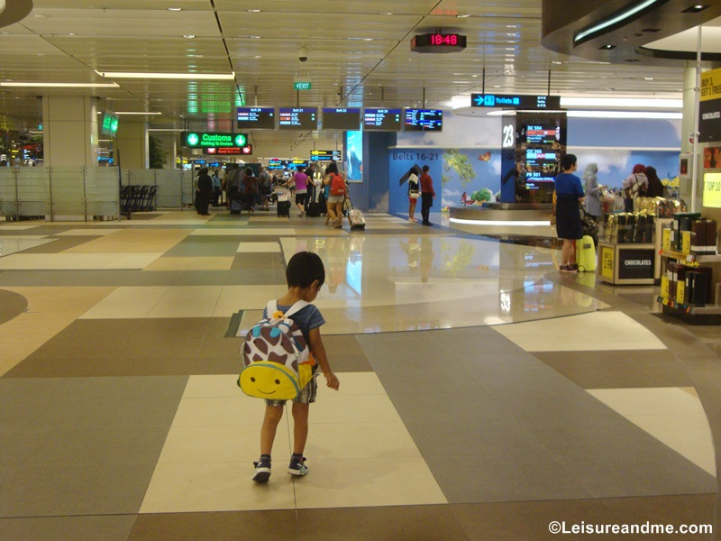 Traveling With Small Children