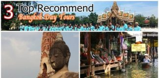 Places that you should not miss when visit Bangkok