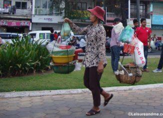 Phnom Penh first impressions