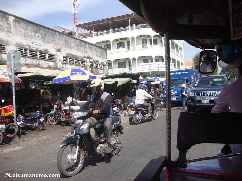 Cambodia : My First Impressions of Phnom Penh