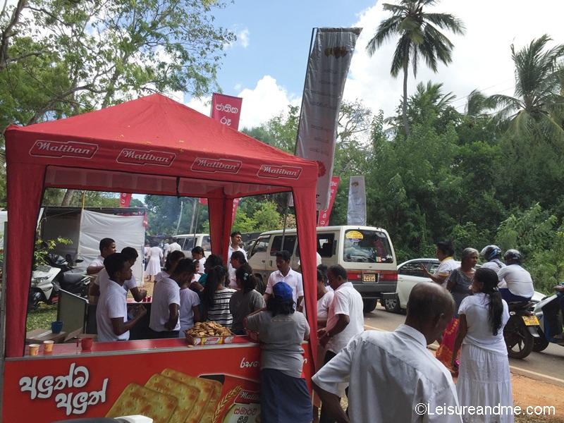 A Pilgrimage to Anuradhapura- Sri Lanka