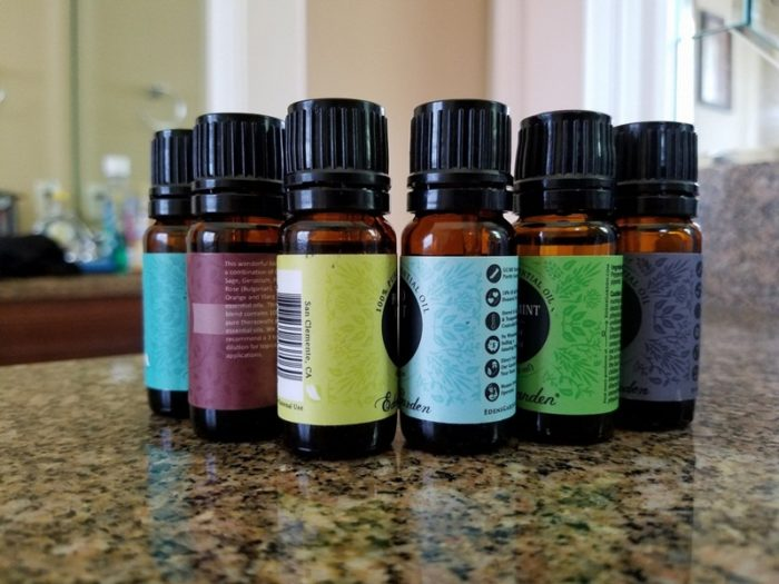 How Essential Oils Can Boost Your Body Building